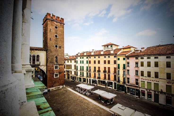 Piazza Delle Erbe - Vicenza by Giovanni Fanton on 500px