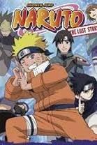 List of all Naruto and Naruto Shippuden movies