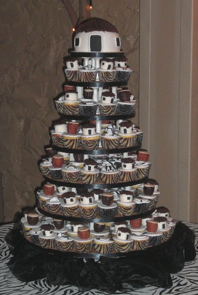African Wedding Themes on Traditional    Jenny S Cake Blog     Wedding Cakes And Birthday Cakes