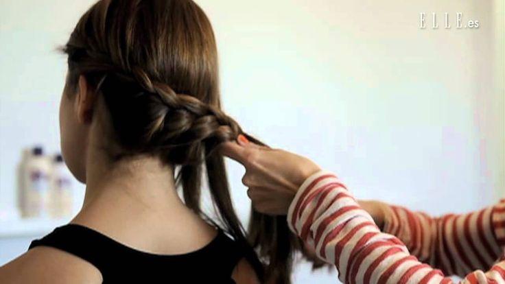 97 best images about tendencias de peinados on pinterest - Peinados de moda faciles de hacer en casa ...