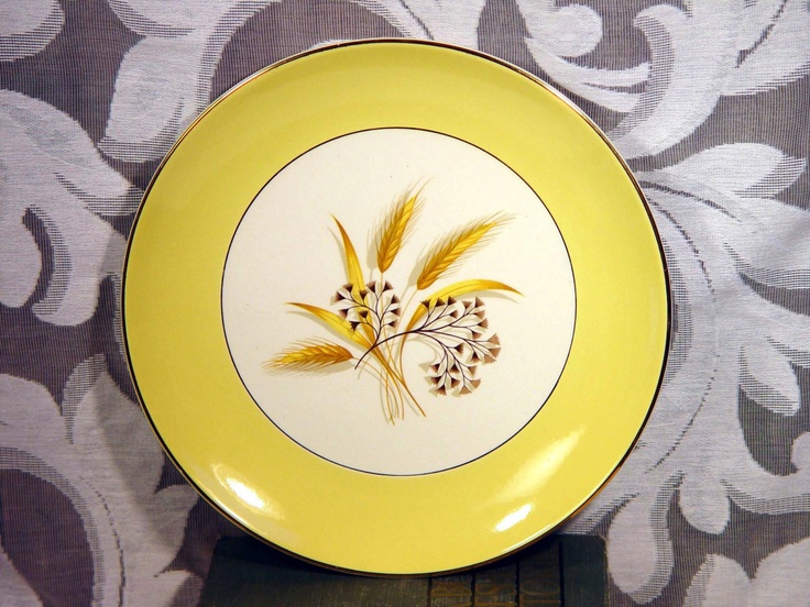 My grandmotheru0027s dishes. Autumn Gold Dinner Plate Century Service Corp 22k Gold Trim Vintage 1950s & 33 best China-Tableware images on Pinterest | Dinnerware Dinner ...
