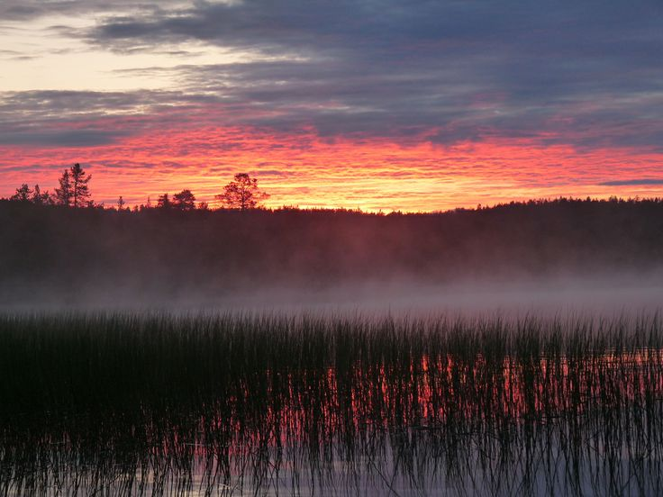 Lemmenjoki, Suomi - photo by Stefano Parad