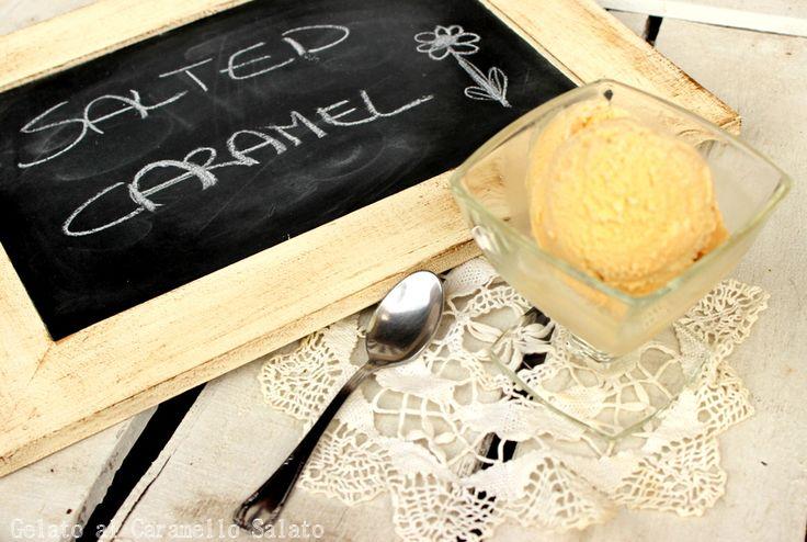 Gelato al caramello salato http://www.ungiornosenzafretta.ifood.it/2015/09/gelato-al-caramello-salato.html