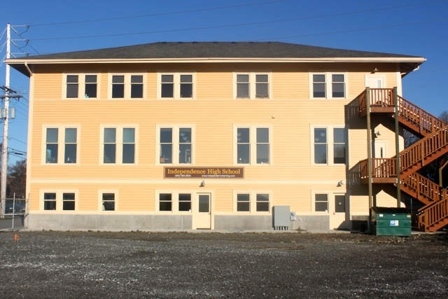 Alger Learning Center & Independence High School