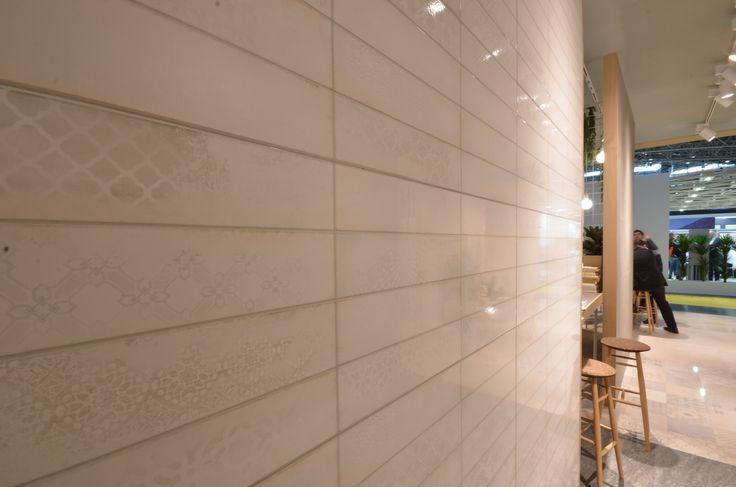 Arcana Tiles at Cevisama 2016 | Arcana Ceramica | #event #cevisama #inspiration #tiles