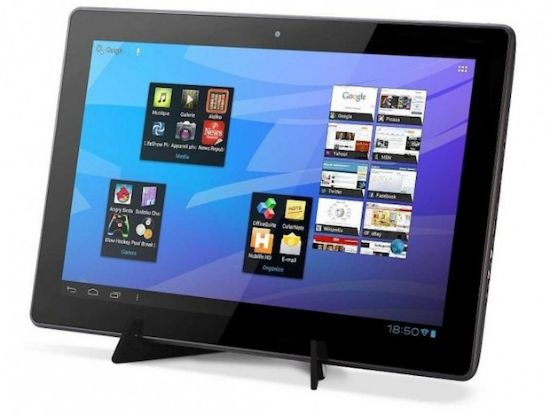 Archos FamilyPad to Arrive in the UK in December - The Archos FamilyPad is making its debut in December just in time for the holiday season. The FamilyPad is the French company's attempt at a large sc...