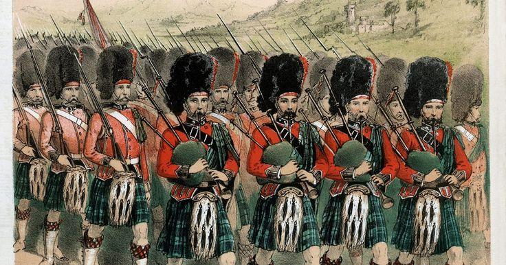 Cómo hacer una falda escocesa (kilt). Las faldas escocesas o kilts son una prenda celta tradicional utilizada por los hombres en Escocia e Irlanda. Básicamente son faldas envolventes largas hasta las rodillas tableadas en la parte trasera. Tradicionalmente se realizan en tartán, un género grueso y resistente que tiene un patrón a cuadros que se parece a la tela escocesa. Los que es ...