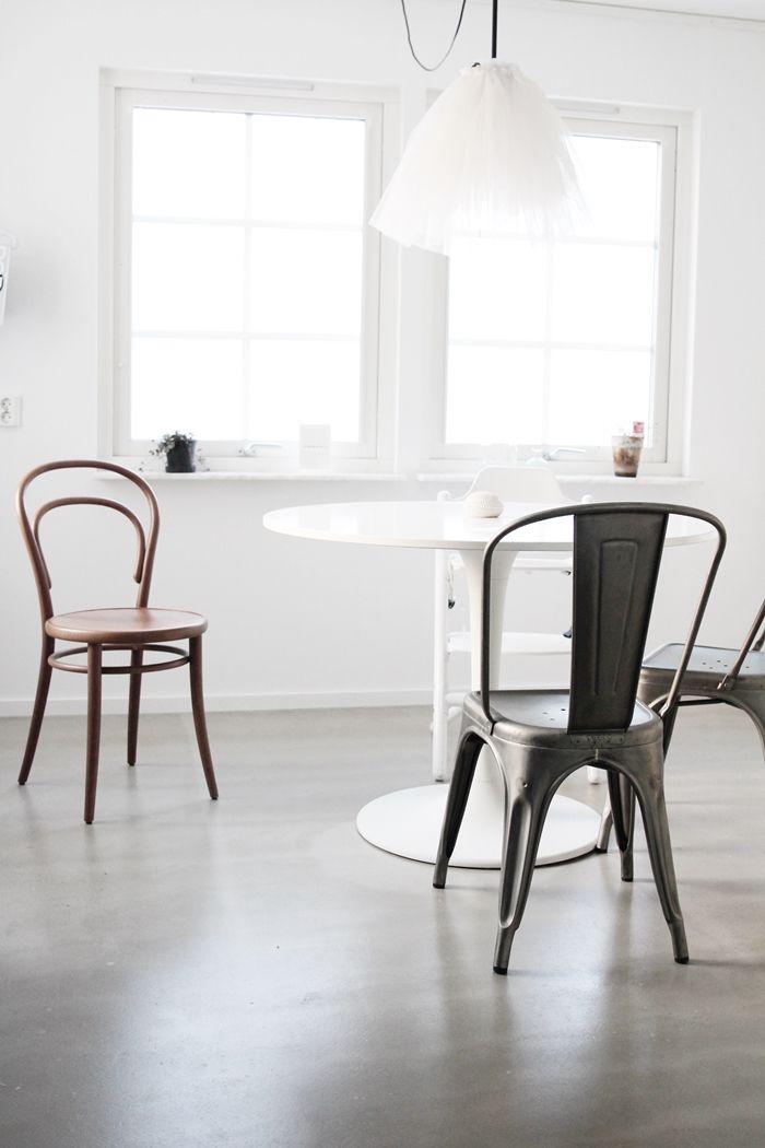 j. levau blog: vårt kök just nu.