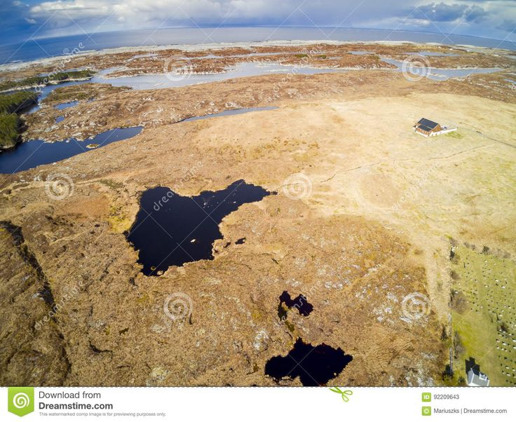 Aerial View Of The Rocky Terrain Of The Norwegian Island, Small - Download From Over 59 Million High Quality Stock Photos, Images, Vectors. Sign up for FREE today. Image: 92209643