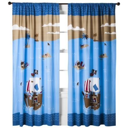 circo pirate bathroom set circo 174 pirate window panel 54x84 quot i want the valance 10605