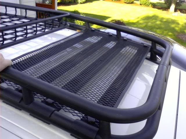 Making My OEM Roof Rack Functional For $200   Toyota FJ Cruiser Forum More