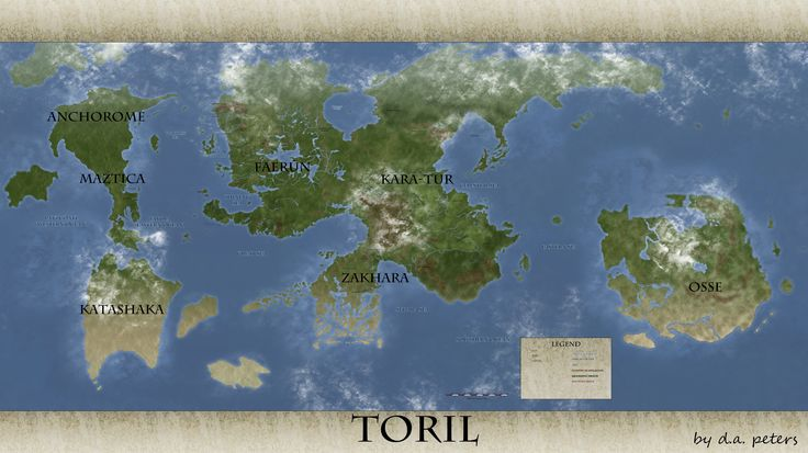 ... -darrenkitlors-abeir-toril-map-forgotten-realms-torilma