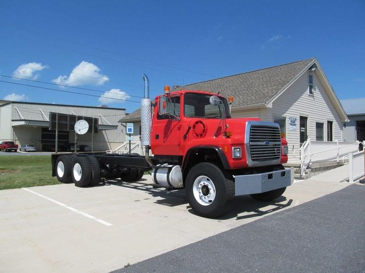 1997 Ford L9000 Cab and Chassis Trucks for Sale | Fastline