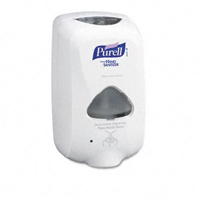 Gojo 272012 Tfx Touch Free Dispenser 1200ml 6 1 2w X 4 1 2d X 11 1