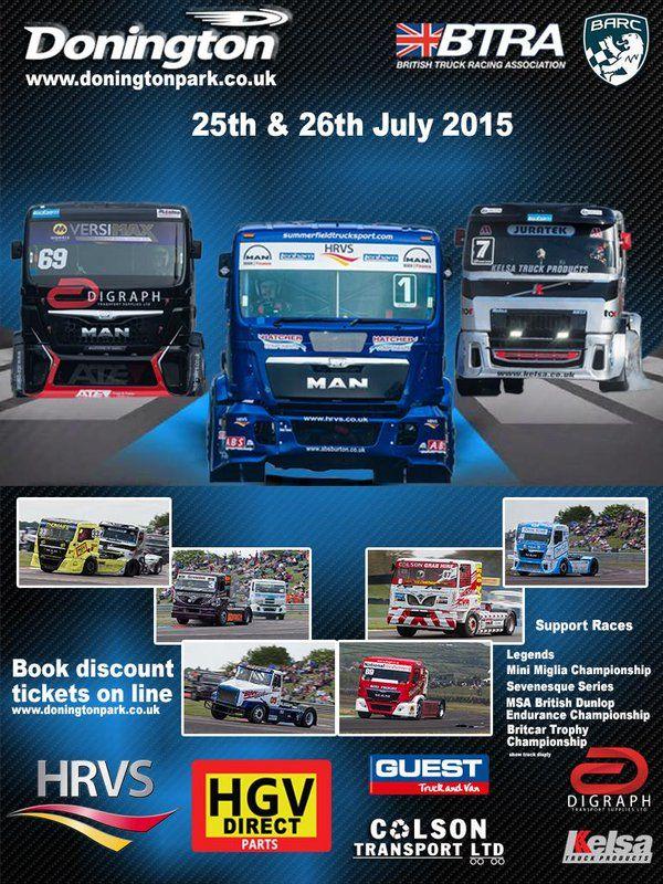 British Truck Racing (@officialBTRA) | Twitter