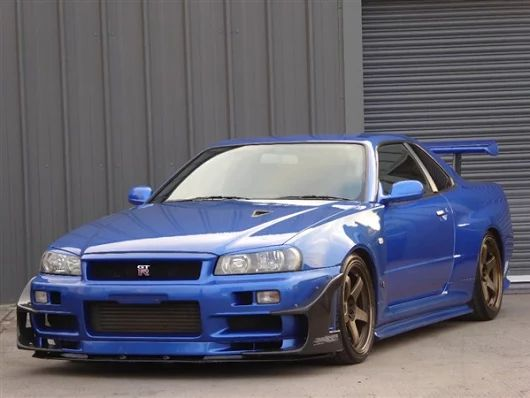 Used 1999 Nissan Skyline 2.6 GT-R R34 V-Spec Nismo 2.8L Kit 2dr  for sale in Keighley for £39,995