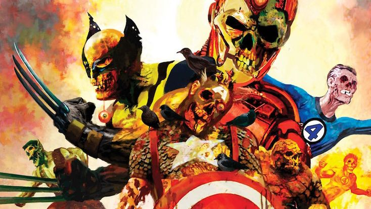 Gavin looks back at Marvel Zombies and Andrew talks Stan Lee on an ALL NEW Bloodbath.