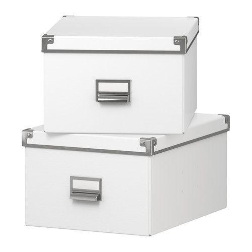 KASSETT Box 27x35x18 5,99€ / 2 Stück