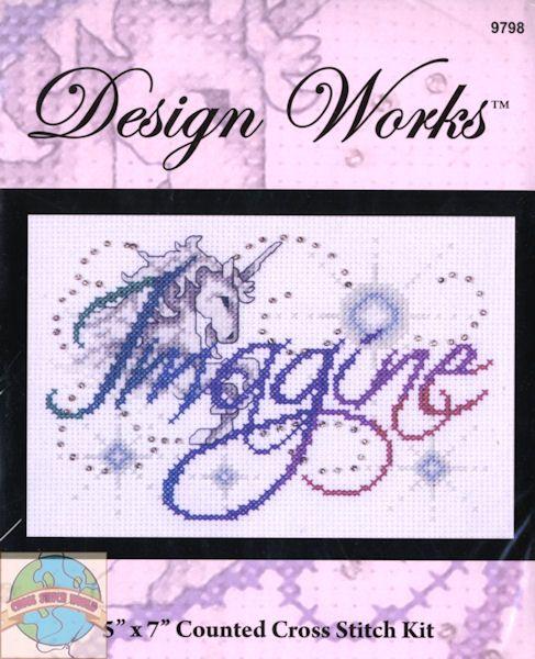 Design Works - Imagine - Cross Stitch World