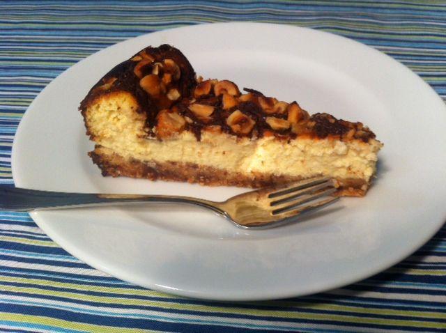 FROST BITE: Cheesecake
