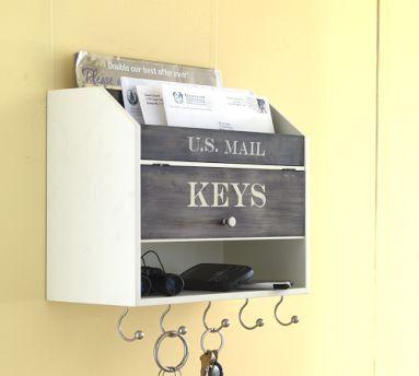 Organização de chaves e correspondência