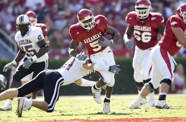 10 Best SEC Running Backs: Who's No. 1? - Scout