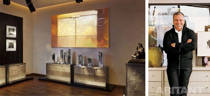 Коллекция мебели Питера Марино
