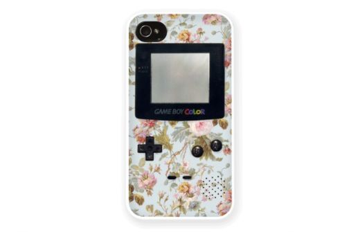 Awesome Girly game boy case