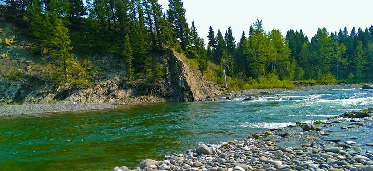The zone! #flyfishing #fishing #outdoors #camping #yyc #calgary #kontra_apparel  #trout