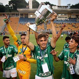 Verdão é campeão da Copa do Brasil Sub-17!