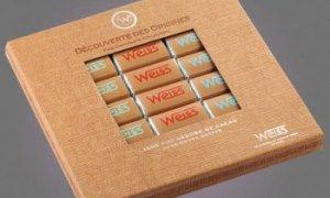 Chocolatier Weiss   Le Salon du chocolat – Le blog