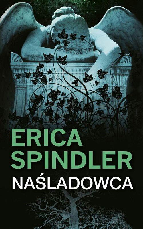 """Erica Spindler """" Naśladowca """" -  bardzo wciągająca :-)"""