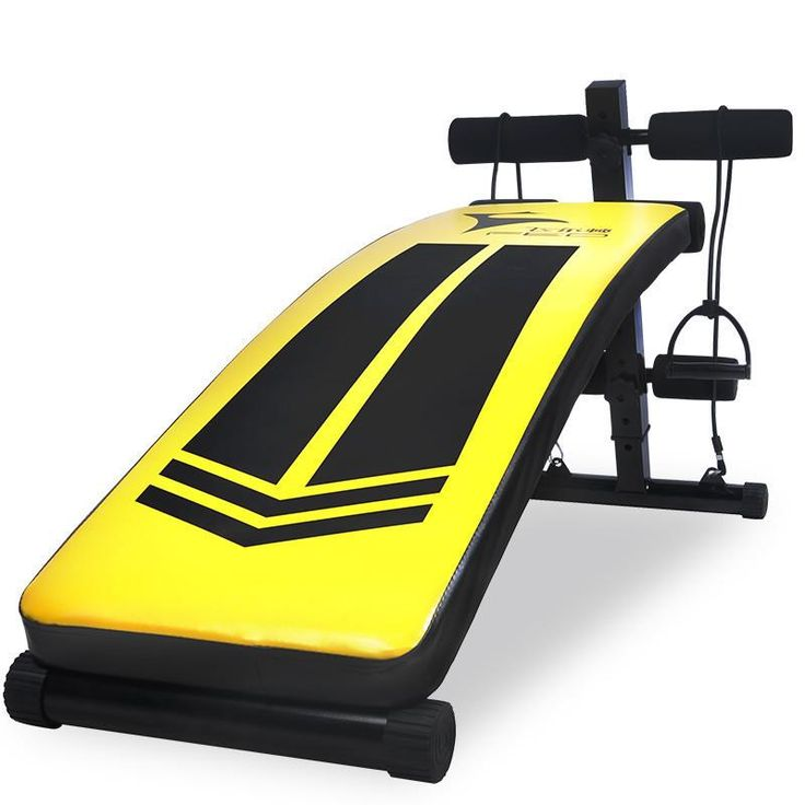 Multifunctiona upgrade Incline/Decline Bench high density compound steel ultra-thick tube PU material 5 levels for adjustment