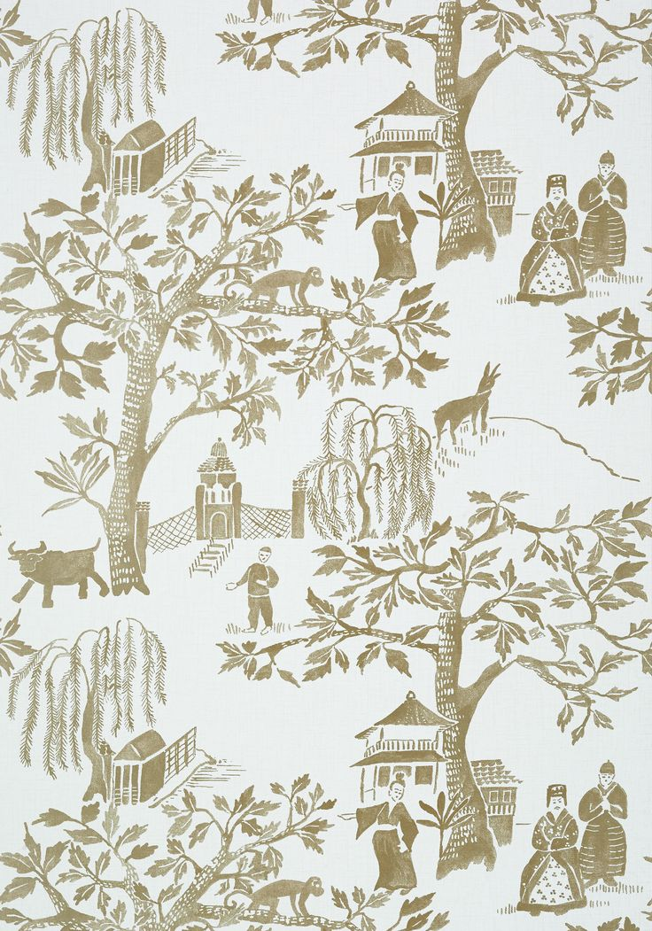 WILLOW WOOD Aqua AT7913 Collection Watermark From Anna French
