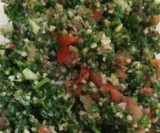 Recipe Tabouli like the Kebab Shop by thermosandy - Recipe of category Side dishes