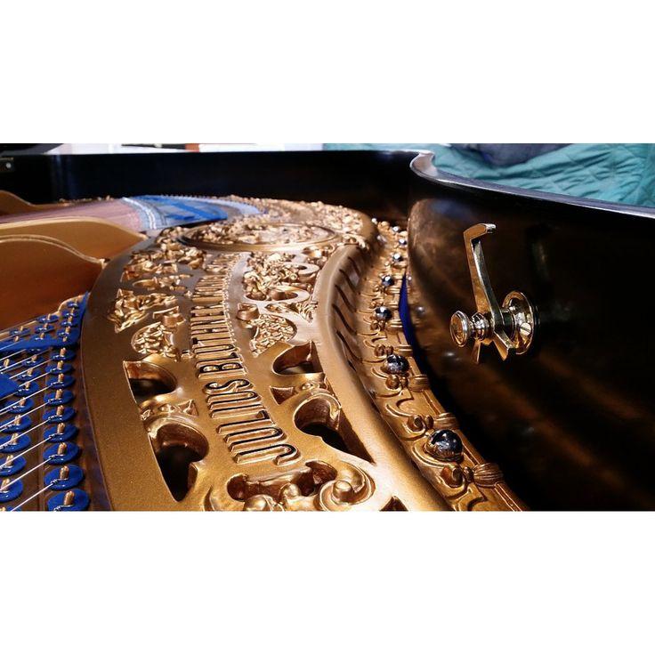 Piano à queue Blüthner Opinions • Twyford • d'occasion à vendre - Prix