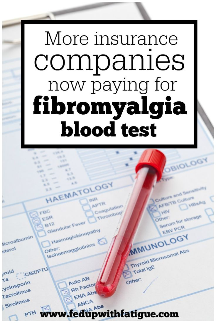 Medicare and some private insurers, including Blue Cross Blue Shield, UnitedHealthcare and Aetna, are now paying for the FM/a fibromyalgia test on a case-by-case basis. EpicGenetics, the company that developed the test, offers free assistance to determine if your insurance will cover the test.