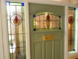 1930s door front - great colour