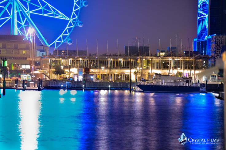 Melbourne Star at Docklands