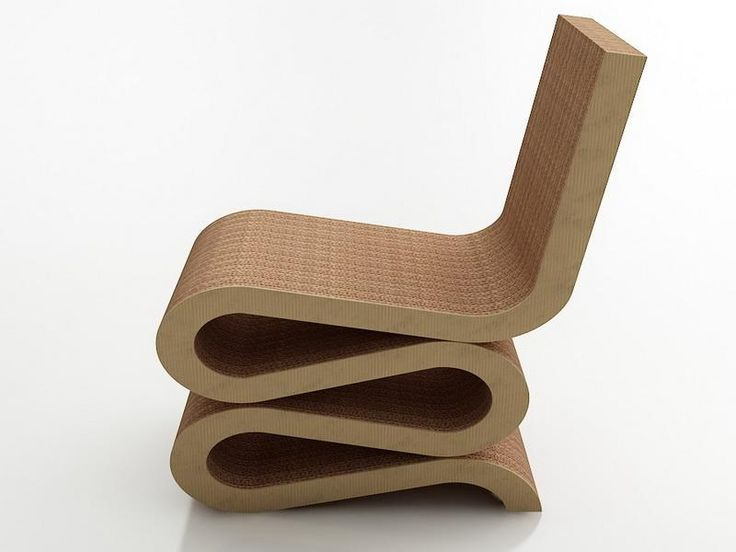 collapsible computer chair kitchen stool with steps 11 best frank gehry furniture cardboard images on pinterest   furniture, ...