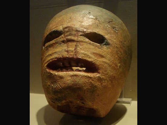 Original Irish Jack-o-Lanterns were truly terrifying and made of turnips