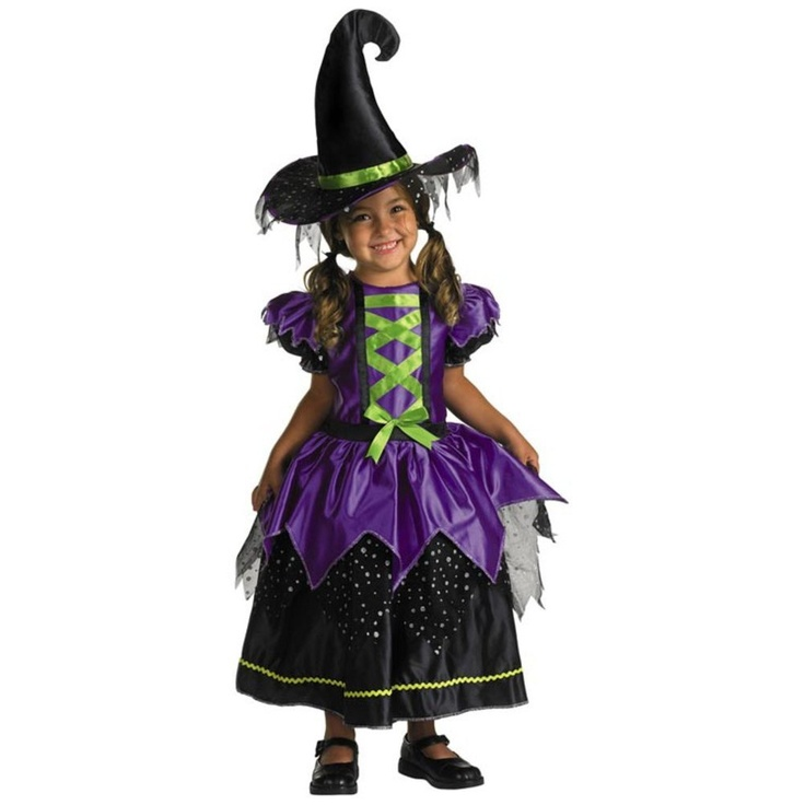7 best witch costume images on Pinterest   Halloween prop, Costume ...