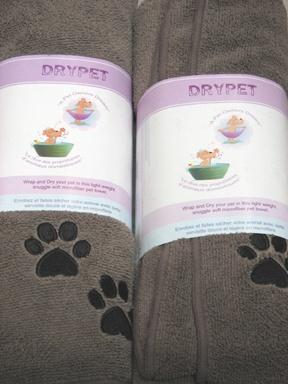 DRYPET... The Best Pet Towel EVER!!!