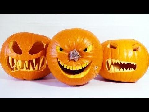 Det är faktiskt både lätt och superkul att göra sina egna halloween pumpor. Här kommer en steg-för-steg beskrivning som hjälper dig med din pumpa!