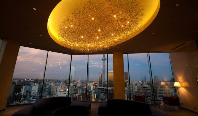 Where to stay when visit the 6th Design Tokyo | Hotel Interior Designs