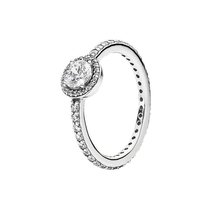 Classic Elegance Ring - Pandora UK | PANDORA eSTORE