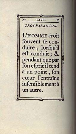 Pierre Simon Fournier (1712 - 1768): Rococo French punch-cutter
