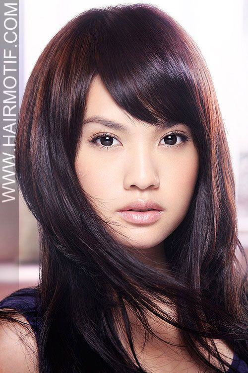 Hairstyles For Long Asian Hair : 71 best asian hairstyles images on pinterest
