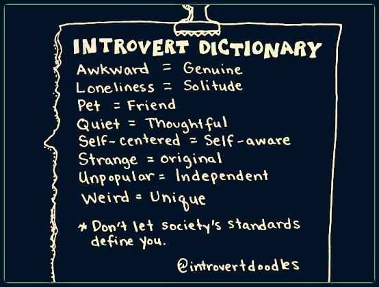 introvert and real truths/ we are not sheeple.