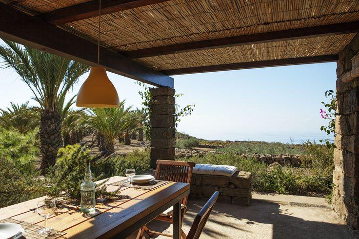 Dammuso Jolly – 2 people — Tenuta Borgia - Dammusi Pantelleria